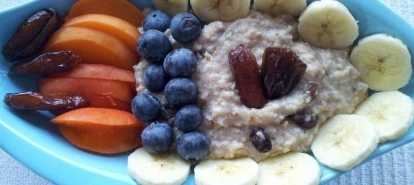 Porridge kann sooo schön sein
