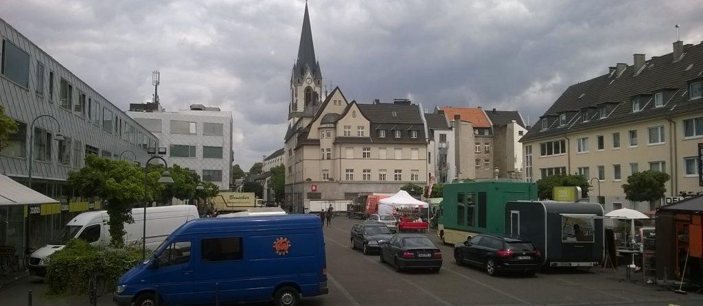 Wochenmarkt Köln Ehrenfeld