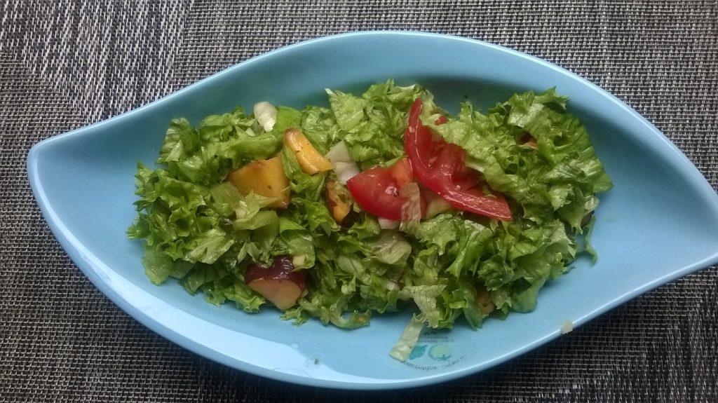 3-Gänge Menü zu Weihnachten - Salatvorschlag
