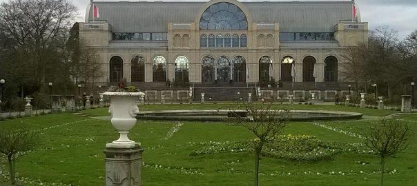 Flora und Botanischer Garten Köln
