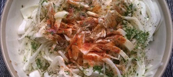 Krautsalat gedünstet als Cholesterinsenker