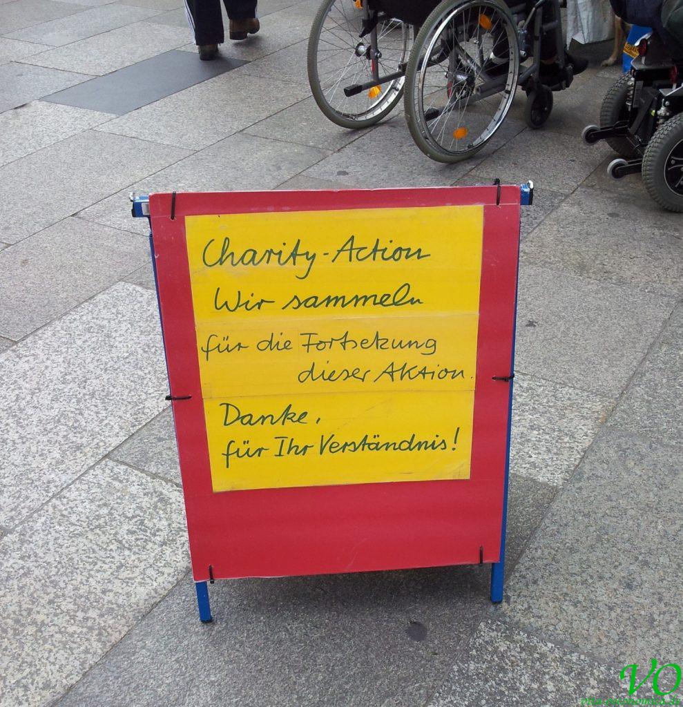 Juttas Suppenküche in Köln - seit 1997