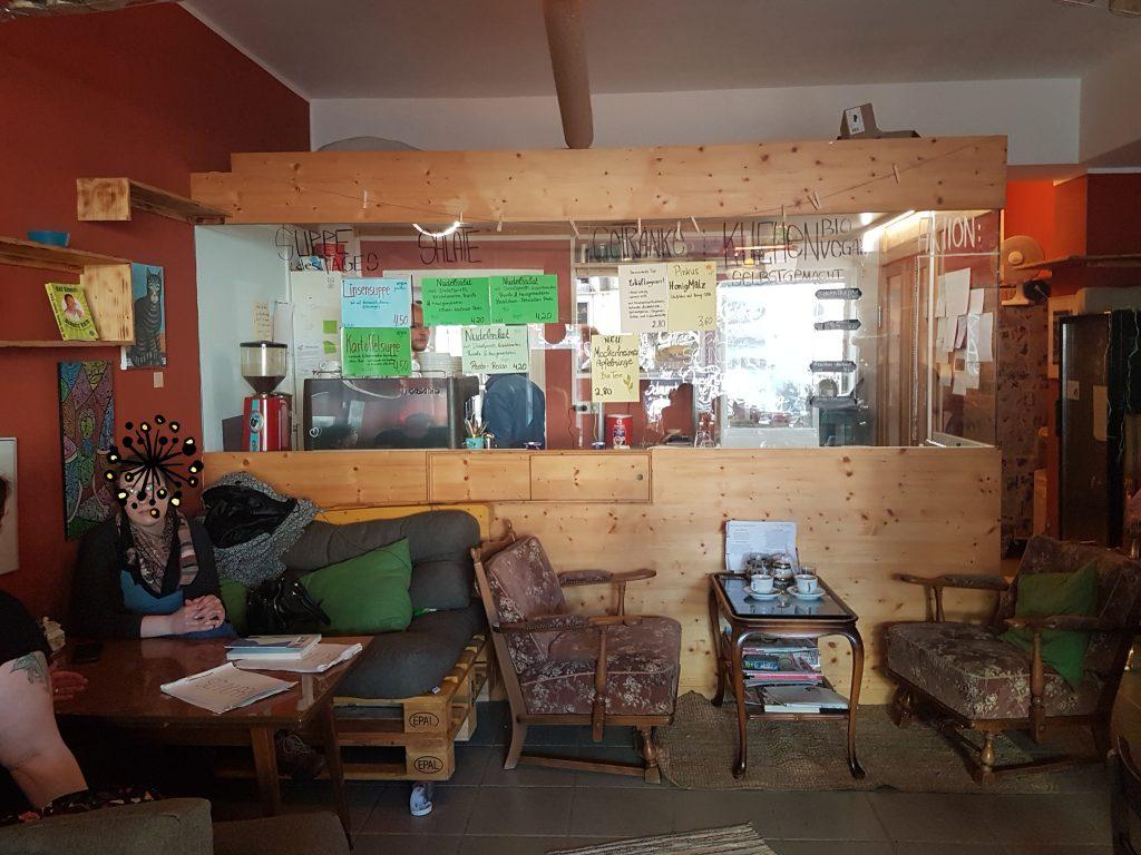 Café Schnurrke - Küche