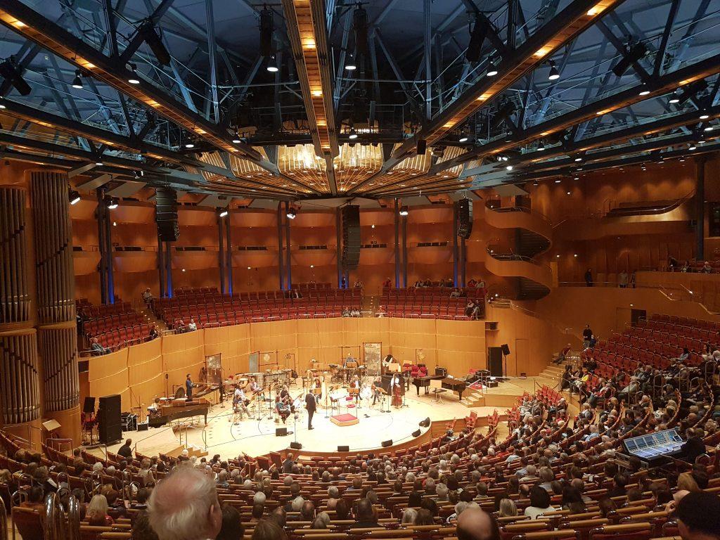 """Philharmonie Köln- """"Im Schatten der Harfen"""""""
