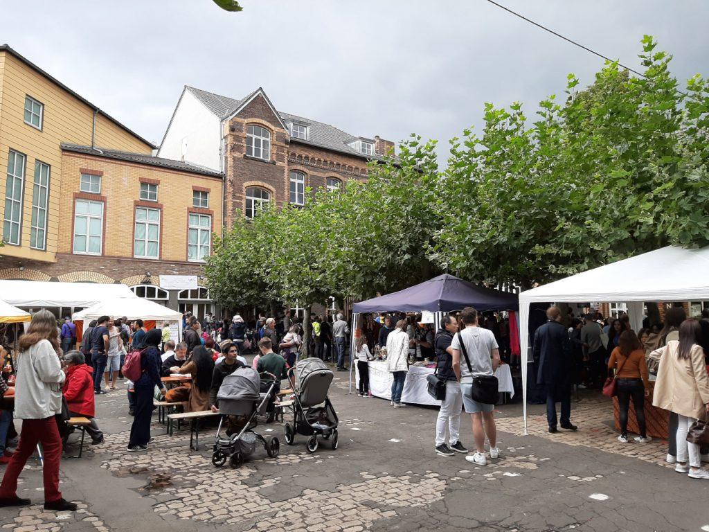 Tag des Offenen Denkmals 2019 in Köln - Alte Feuerwache